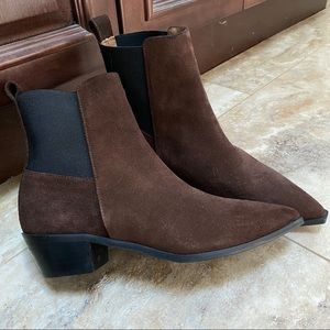 Flattered Willow Suede Brown 39